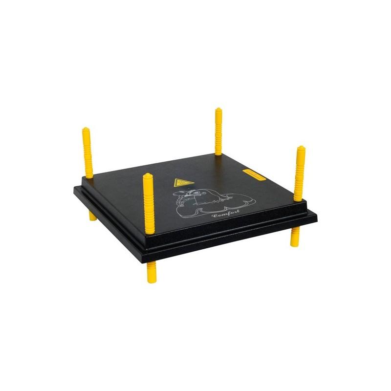 Plaque chauffante 40x40 42 w ufs aviculture - Plaque chauffante electrique ...