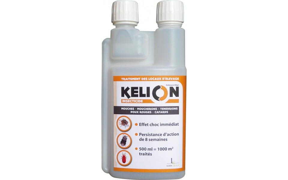 Kelion insecticide 500 ml ufs aviculture - Insecticide moucherons cuisine ...