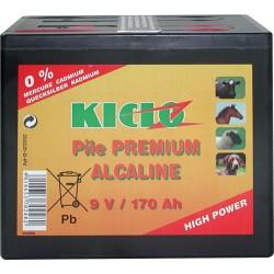 pile cloture alcaline 9v 170ah