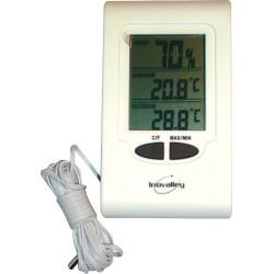 thermo-hygrometre elect. a sonde