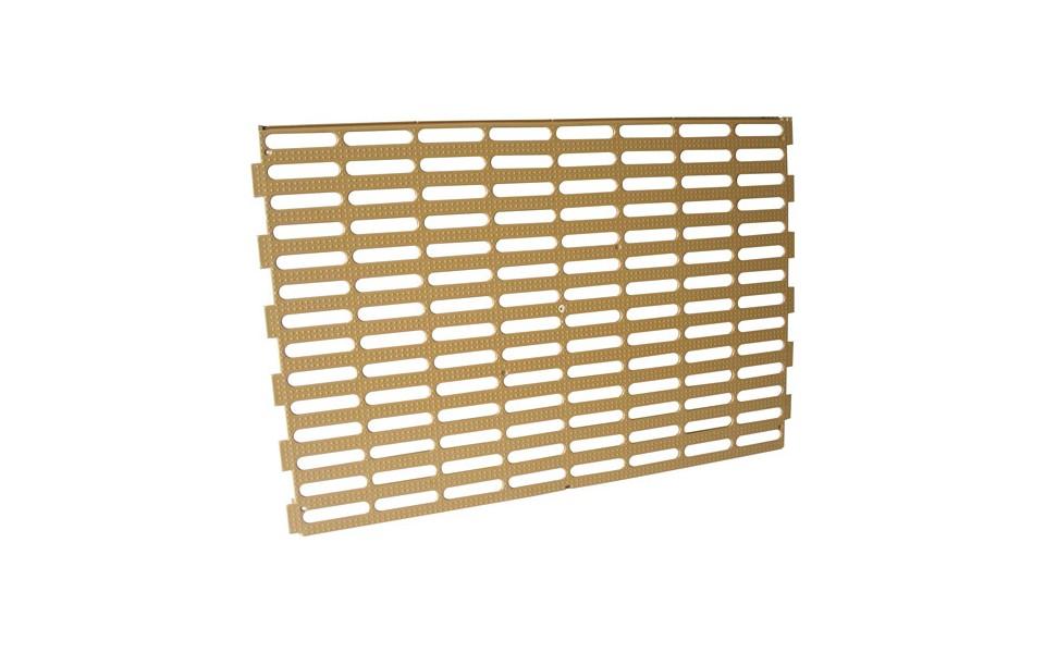 grille acier type caillebotis. Black Bedroom Furniture Sets. Home Design Ideas