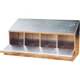 pondoir-auto-galva-1-etage-4-cases