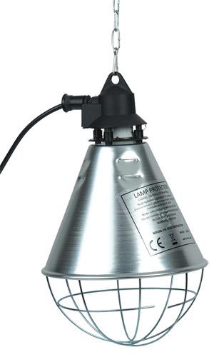 Protecteur pour lampe infra-rouge