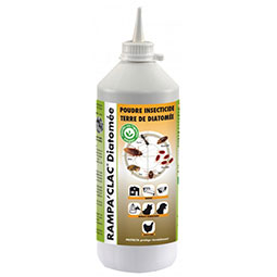 Insecticides et raticides