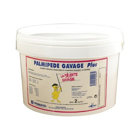 palmipède gavage plus