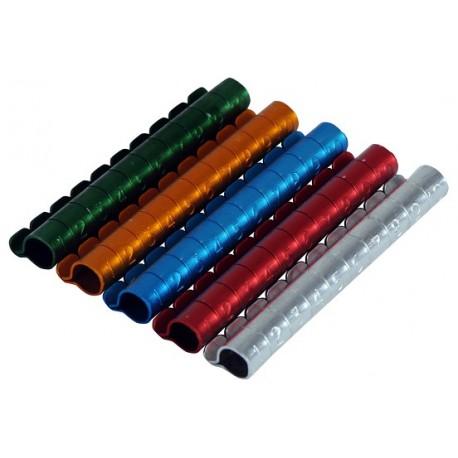 bagues aluminium 6 mm x50