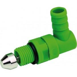 valve inox coudee