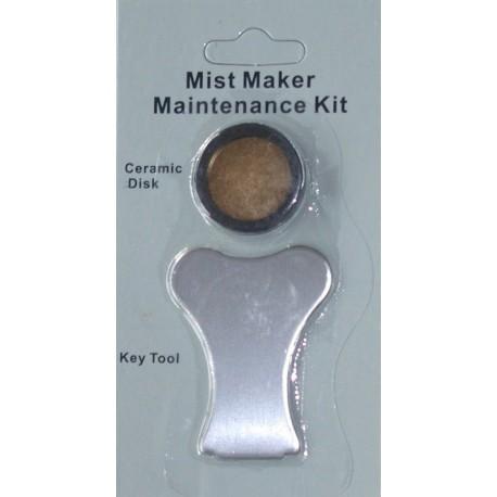 membrane et cle humidificateur