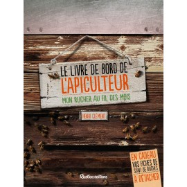 LIVRE DE BORD DE L'APICULTEUR - RUSTICA