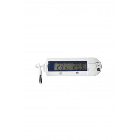 thermometre electronique avec alarmes