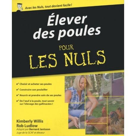 élever des poules pour les nuls - first edition