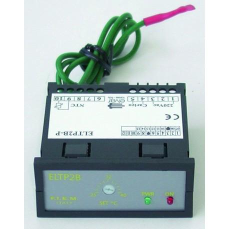 thermostat analogique fiem eltp2b-p
