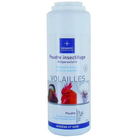 antiparasites poudre 250 g