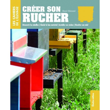 creer son rucher - rustica