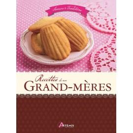 recettes de nos grands-meres - artemis