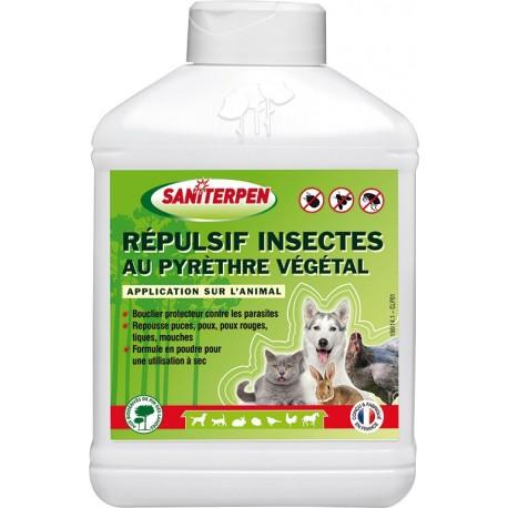 insecticide répulsif poudre 200g