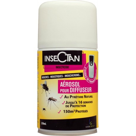 insecticide pour diffuseur 250 ml