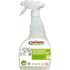 détergent désinfectant ecologique spray 750ml