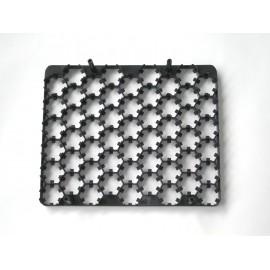 grille plastique 54 Œufs de poule/faisane