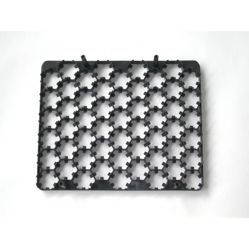 grille plastique 54 oeufs de poule faisane ufs aviculture. Black Bedroom Furniture Sets. Home Design Ideas