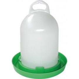 abreuvoir bioplastique 5,5l a poignee