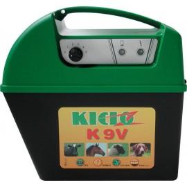 ELECTRIFICATEUR K9V A PILE