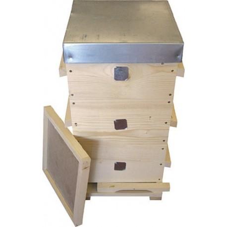 ruche warre 3 corps