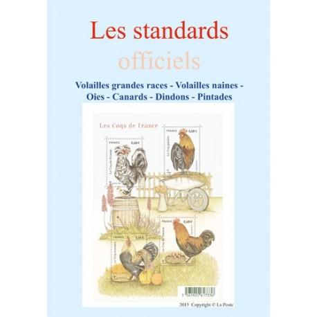 standards officiels volailles - ffv
