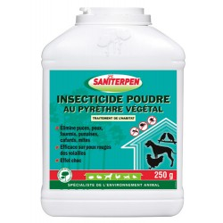 SANITERPEN INSECTICIDE POUDRE 250 G