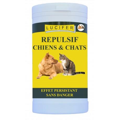 répulsif chiens/chats granules 1kg