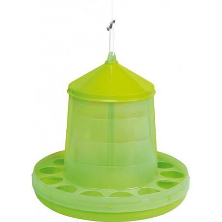 tremie plastique 12 kg avec kit suspension