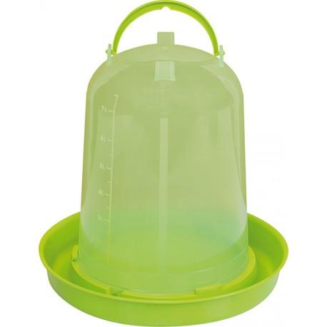abreuvoir plastique 8 litres a anse