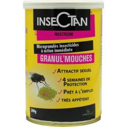 GRANULES JAUNES ANTI-MOUCHES 200 G