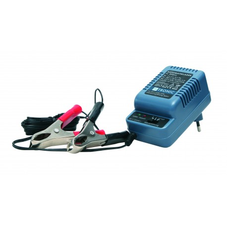 chargeur pour batterie reglable 6 ou 12 v