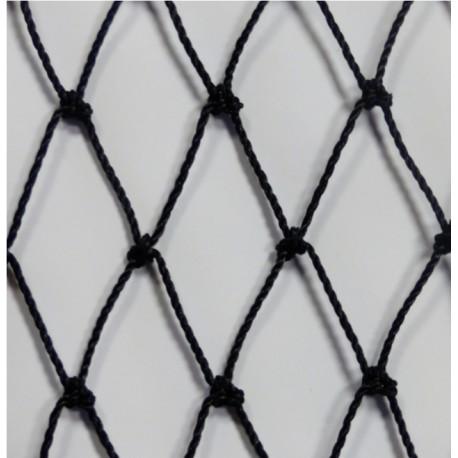 filet noue maille 40 fil 1,5 nappe 11,5 x 100 m
