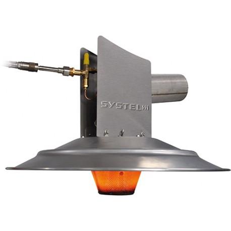 radiant sol'air 6500w hp 20-1400 mbar