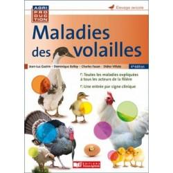 MALADIE DES VOLAILLES 4E EDITION - France AGRICOLE