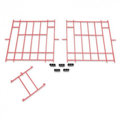 portes plastique pour casier d'elevage