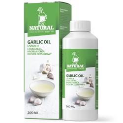 huile d'ail 200 ml