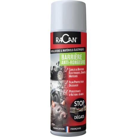 protection anti-rongeurs aerosol 500 ml