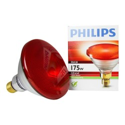 LAMPE IR 175 W PAR ECO ROUGE PHILIPS