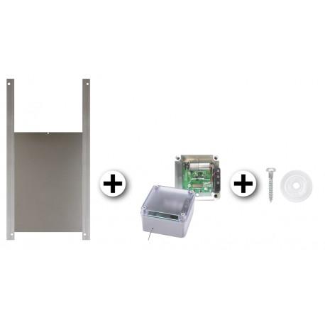 kit portier automatique