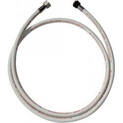 FLEXIBLE GAZ NORMALISE 2M FEM. M20X150+RAC RAPIDE FEM