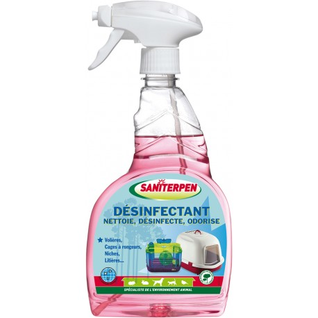 desinfectant spray 750 ml