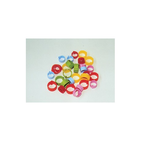 bagues-clips-numerotees-12mm-x25-rouge
