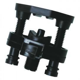CONNEXION A TIRETTE 1/4 D.6 PLASSON