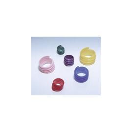 bagues-spires-12mm-x100-bleu