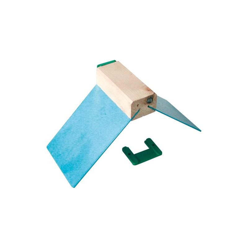 perchoir plastique repos bois a glissiere ufs aviculture. Black Bedroom Furniture Sets. Home Design Ideas