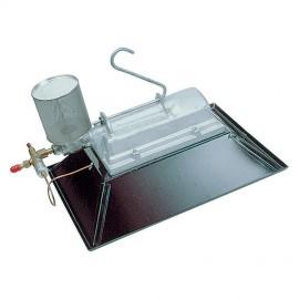RADIANT GAZ 3000W BP 50-150 MBAR ENTREE 1/2