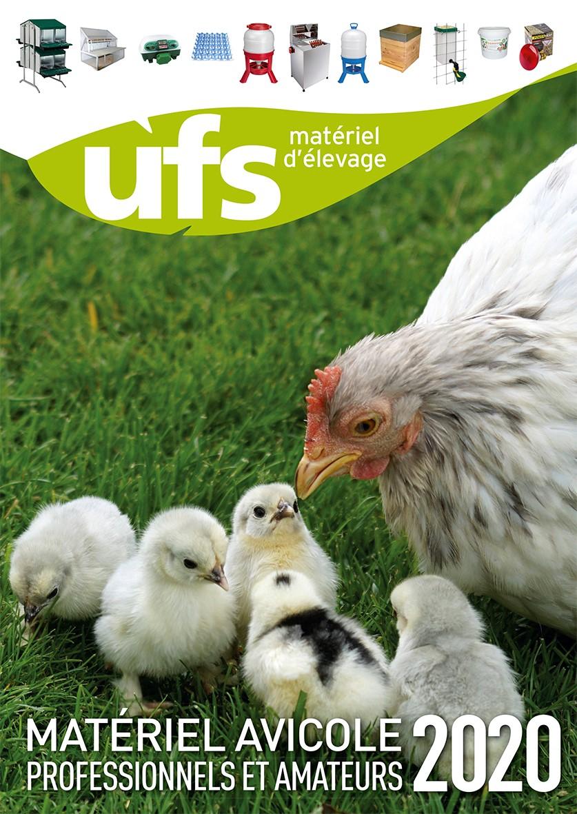 Couverture catalogue UFS 2020